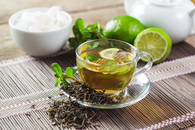 green tea за бърз метаболизъм