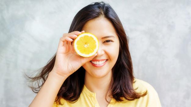 витамин С в лимон