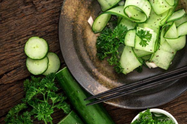 зеленчуци против стареене