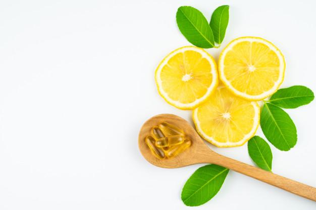 витамин С в лимони