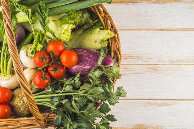 хапвайте зеленчуци против стареене