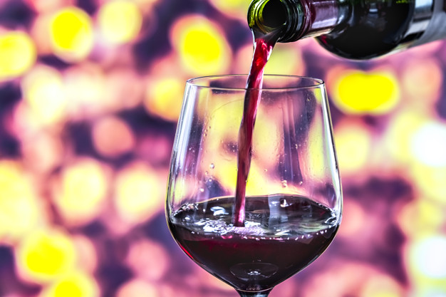 вино срещу стареене
