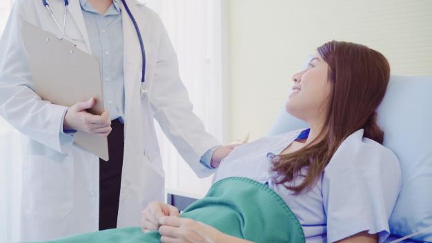 пациент след емболизация