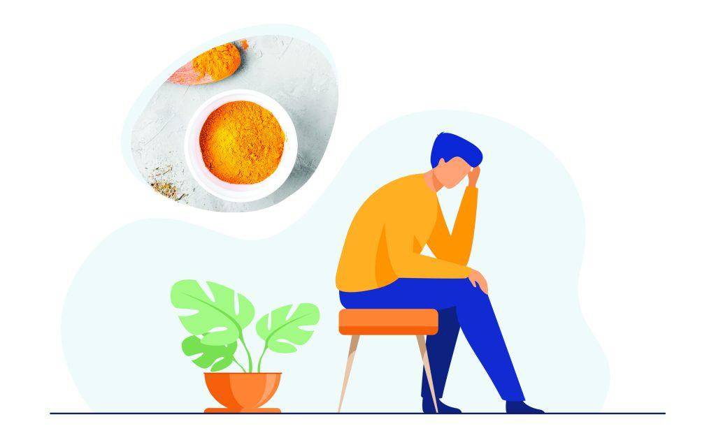 куркумин и депресия